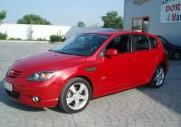 АВТОКОМПЛЕКС DOR-NED - Услуги - Mazda 3 2.3-AUTOMAT-GAS